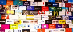 Google Cardboards promotional material